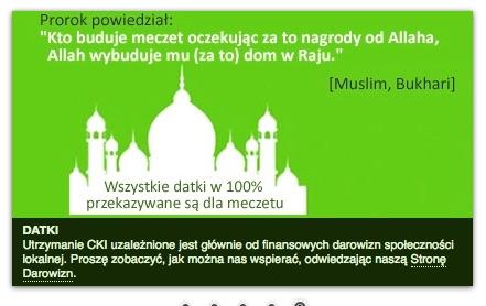 Budujmy meczety w Polsce
