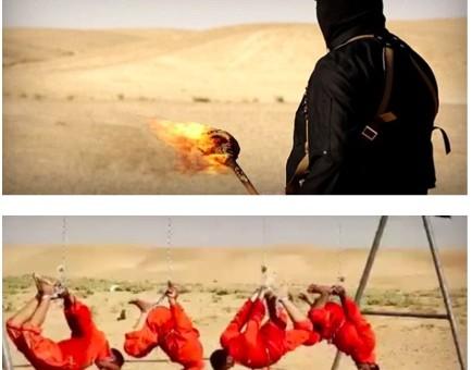 Nie waż się uciekać przed pokojowym islamem! Osiem osób spalono żywcem za próbę ucieczki