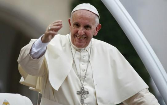 Wróg nr 1 Państwa Islamskiego to Papież Franciszek!