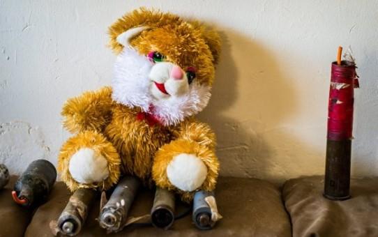 Prezenty od Państwa Islamskiego: zabawki napakowane bombami