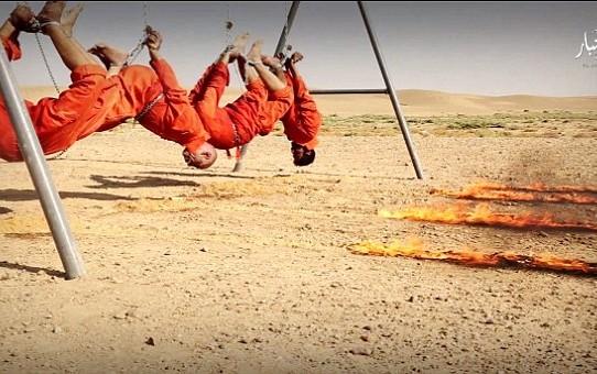 Kolejnych 10 osób spalono żywcem - Allah jest bardzo zadowolony