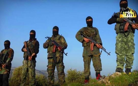 Dlaczego Chińczycy prowadzą dżihad w Syrii?