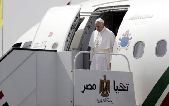 Papież Franciszek broni Koptów i apeluje do muzułmanów o sprzeciw wobec przemocy