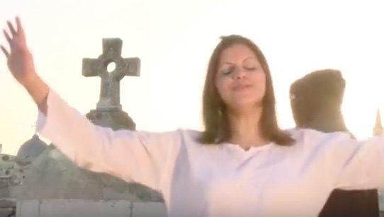 Jezus jest Królem królów - arabska piosenka z Jerozolimy