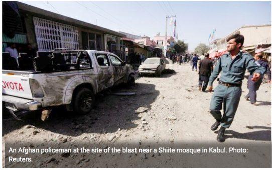 Porachunki szyicko-sunnickie w Afganistanie dowodzą pokojowości islamu
