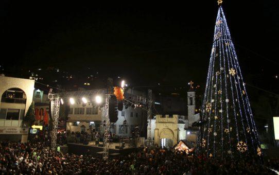 Boże Narodzenie w Nazarecie a muzułmańskie władze miasta