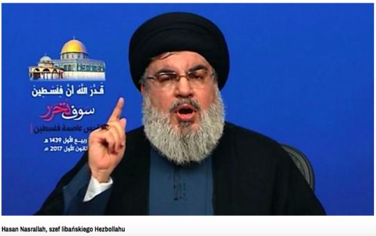 Imam: To wojna! Jerozolima należy do muzułmanów
