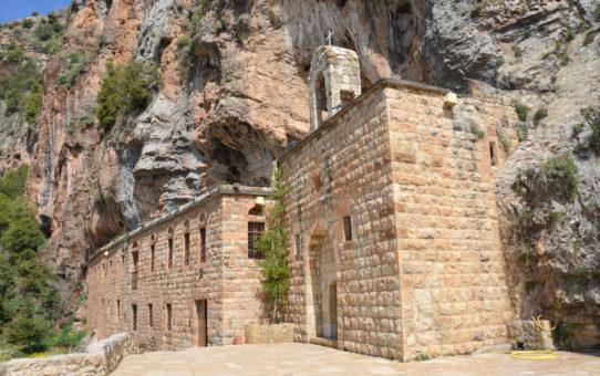 Liban: klasztory w dolinie Kadisza