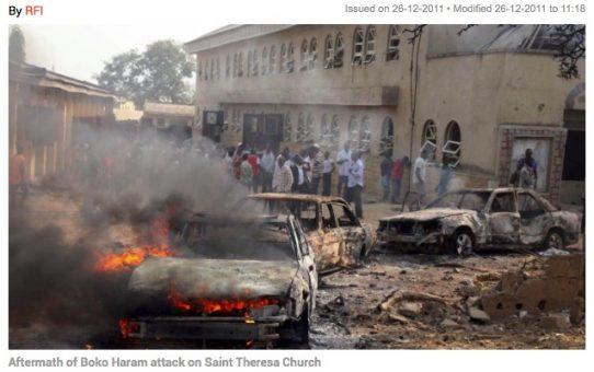 Masakry dla Allaha w grudniu 2017: prawie tysiąc zamordowanych