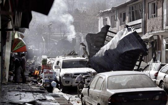 Masakry w Afganistanie na chwałę Allaha