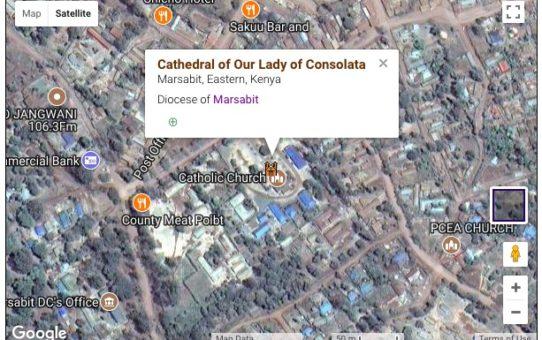 Życzliwi chrześcijanom muzułmanie zdemolowali katedrę w mieście Marsabit