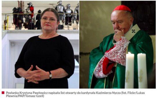 Księże Kardynale, proszę nas proislamsko nie agitować