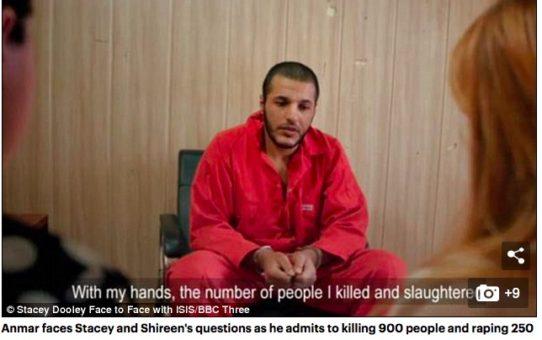 """Jak muzułmanie kulturowo nas ubogacają: """"Zgwałciłem 250 kobiet, zabiłem 900 osób"""""""