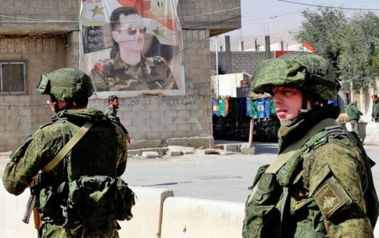 Syria: jesteśmy ofiarami wojny dezinformacyjnej