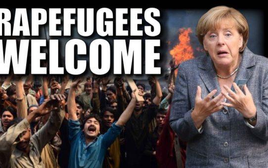 Europejki gwałcone, Allah zadowolony