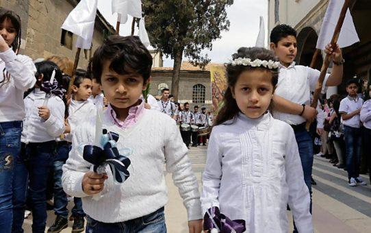 Drastyczny spadek liczby chrześcijan w Syrii