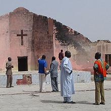 Pastor spalony żywcem na ofiarę dla Allaha wraz z rodziną