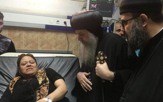 Masakra pielgrzymów koptyjskich: 7 zabitych, 19 rannych