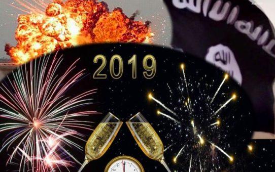 Szczęśliwego Nowego Roku: 11507 osób zamordowano dla Allaha w 2018 r.