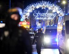 Jarmark Bożonarodzeniowy w Strasburgu: 2 osoby zamordowane, kilkanaście rannych na ofiarę dla Allaha