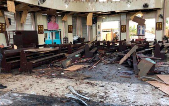 20 zamordowanych na chwałę Allaha w katedrze na Filipinach