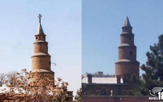 W Iranie zamknięto asyryjski kościół prezbiteriański