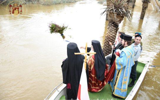 Prawosławne święto Chrztu Pańskiego w Izraelu