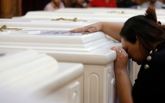Codziennie 8 chrześcijan ginie za wiarę
