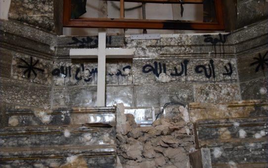 Post solidarności z chrześcijanami Iraku