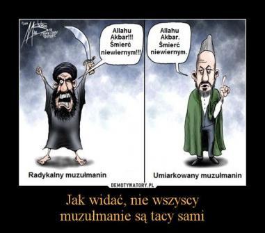Krwawy bilans religii pokoju: blisko 700 osób zamordowanych dla Allaha w marcu 2020 r.