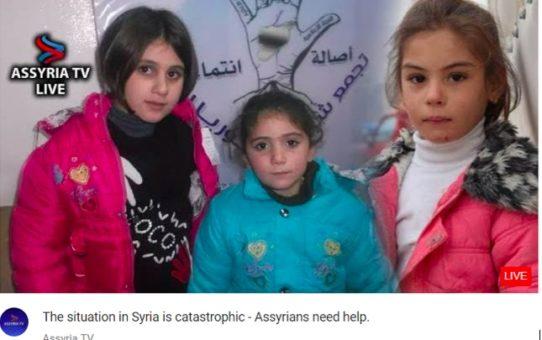 Chrześcijanom w Syrii grozi śmierć głodowa: każda pomoc się liczy