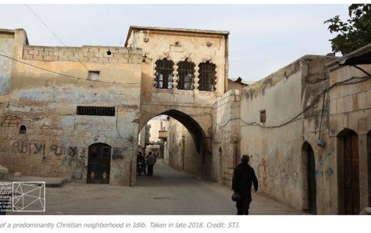 Nieruchomości chrześcijan stały się łupem dla muzułmanów