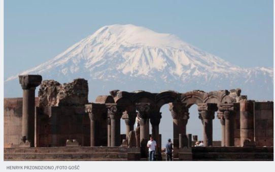 Chrześcijańska Armenia zagrożona