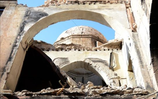 Irak: 200 chrześcijańskich rodzin wróciło