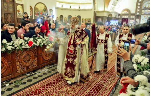 Boże Narodzenie u Koptów