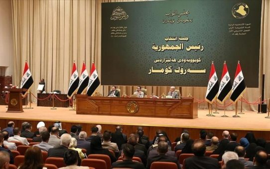 Po dwóch latach iracki rząd zauważył, że odbyło się ludobójstwo